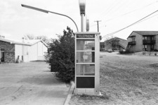 Untitled (Telephone booth), 1976